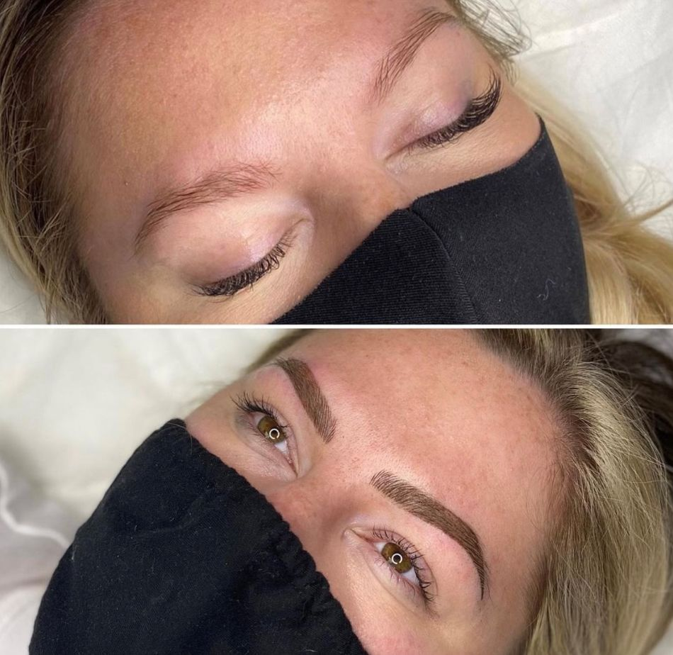 Microblading & Eyebrow Shading